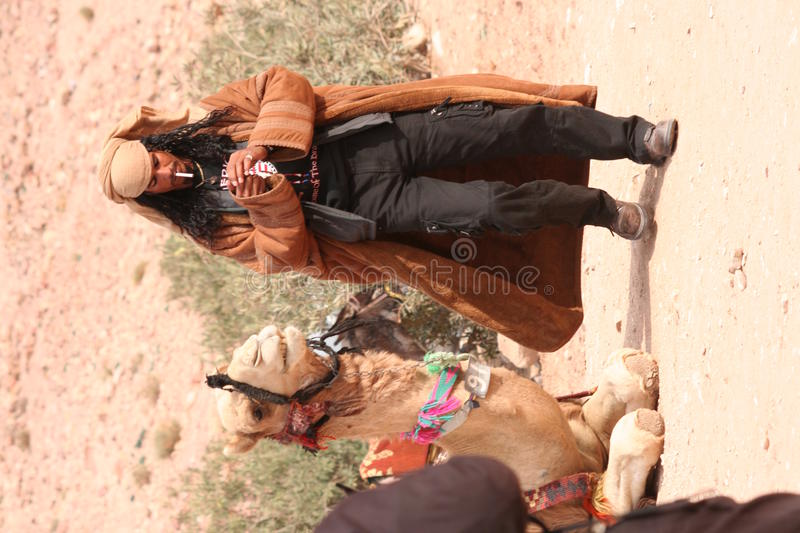 Download Young Bedouin Man editorial photo. Image of double, alike - 18335671