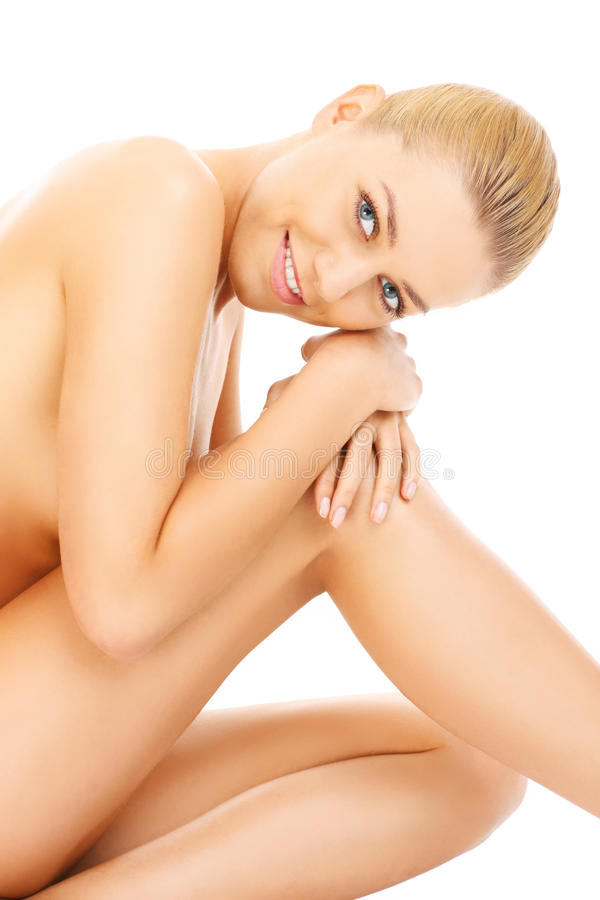 Download Young blond beauty stock image. Image of person, back - 39504301