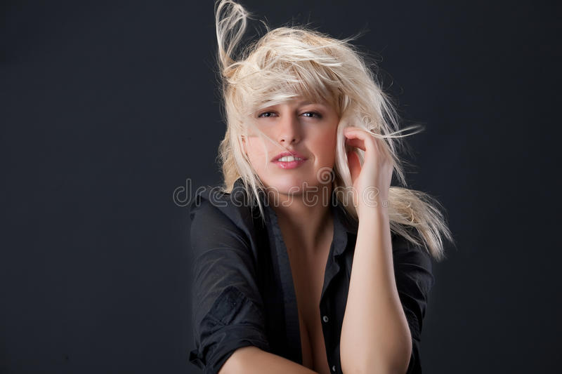 Download Young Blonde stock photo. Image of girl, model, beautiful - 11199894