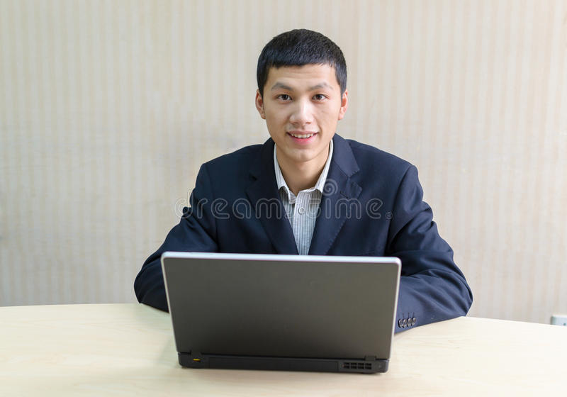 Young Boss Royalty Free Stock Photo
