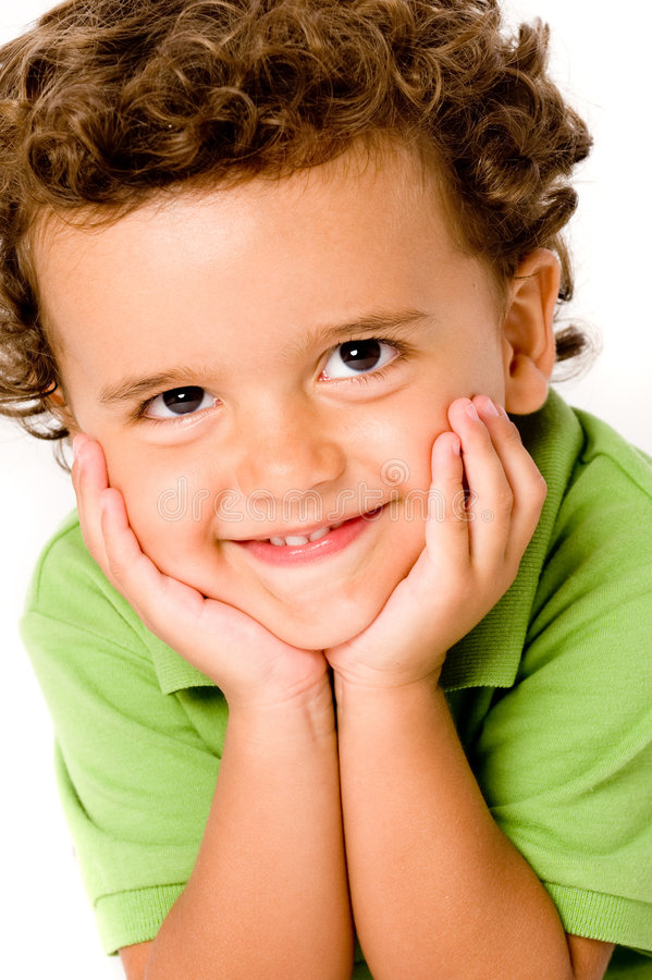 Young Boy royalty free stock photography