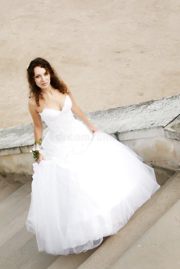 Download Young Bride In Arkhangelskoye Estate (XIX Century) Stock Photo - Image: 24627292