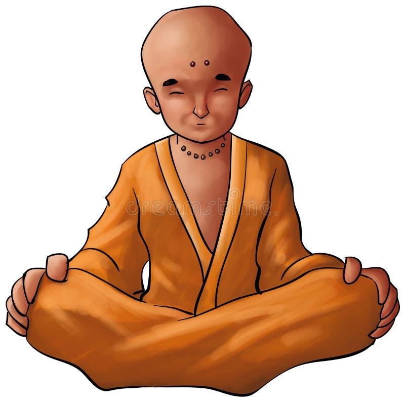 Young Buddha Stock Image