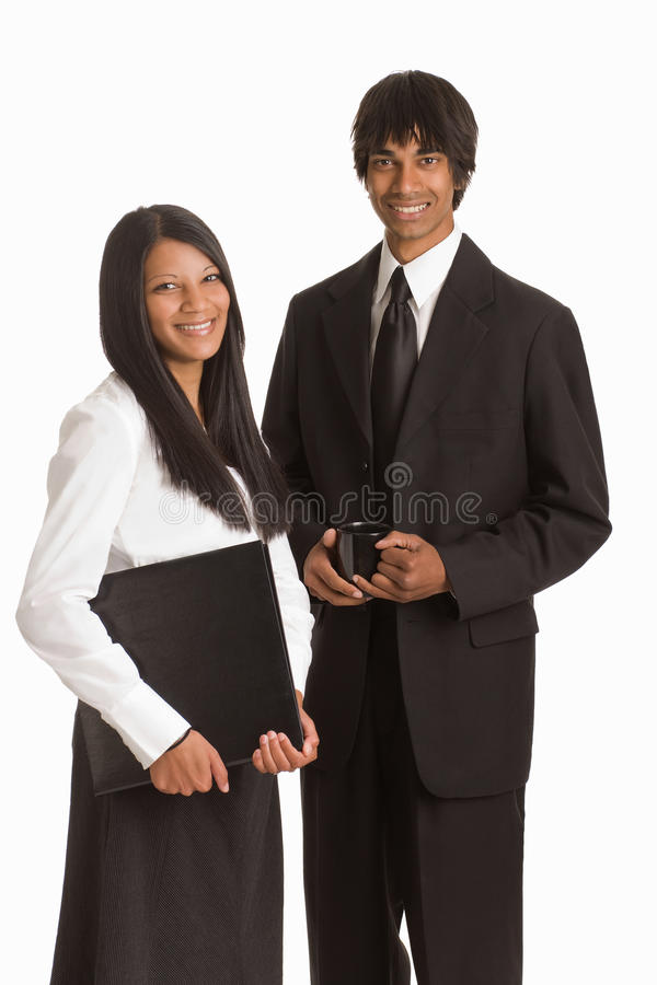 Young Business Executives stock photography