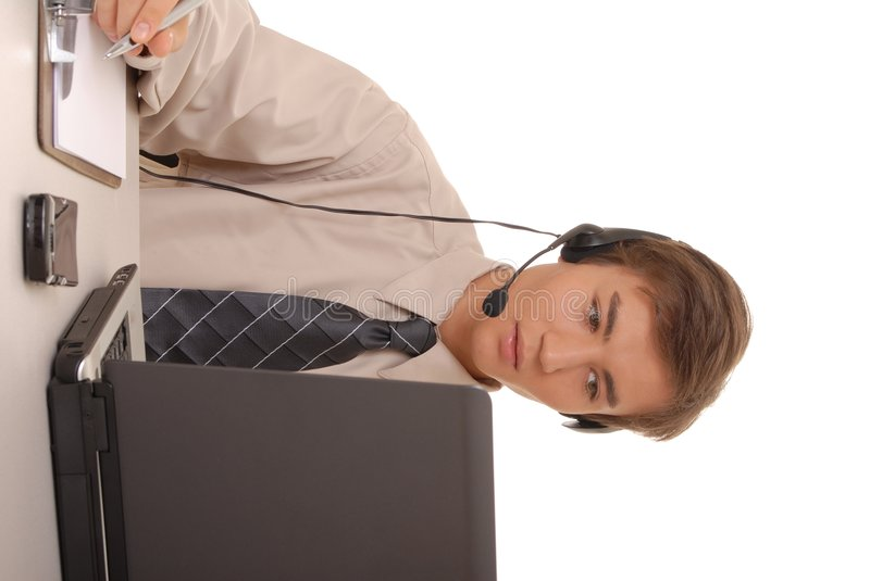 Young Business Man 3 stock photography