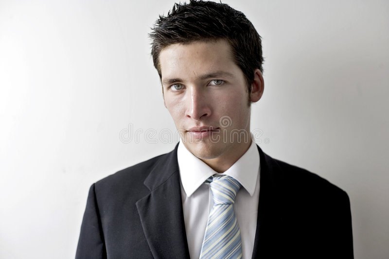 Download Young business man stock photo. Image of corporate, casual - 7869202