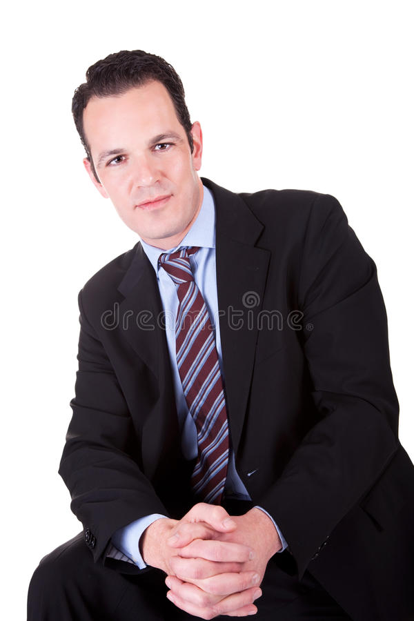 Free Young Business Man Stock Photo - 9409620