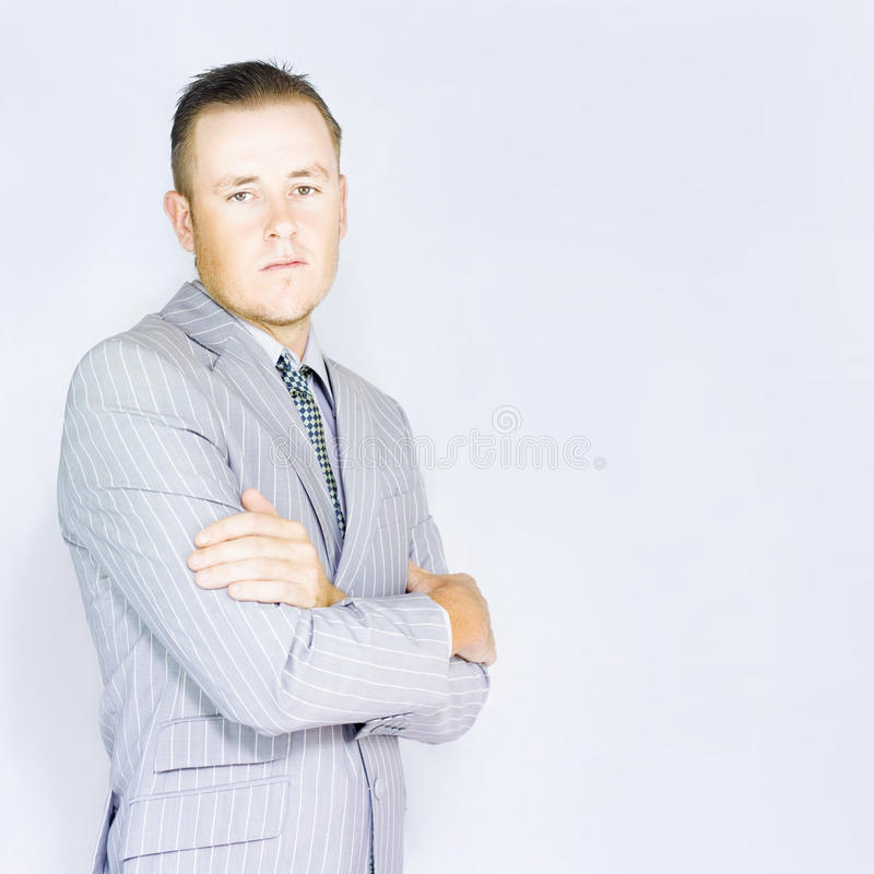 Download Young Business Man With Copyspace Stock Photo - Image: 24253036