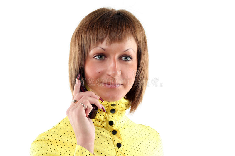 Download Young Business Woman Stock Images - Image: 10443674