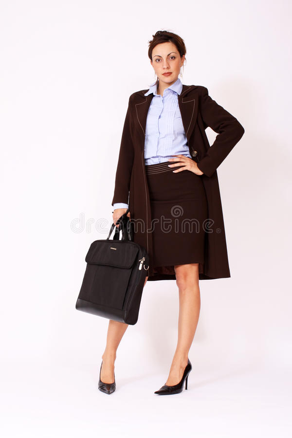 Free Young Business Woman Royalty Free Stock Images - 16500349