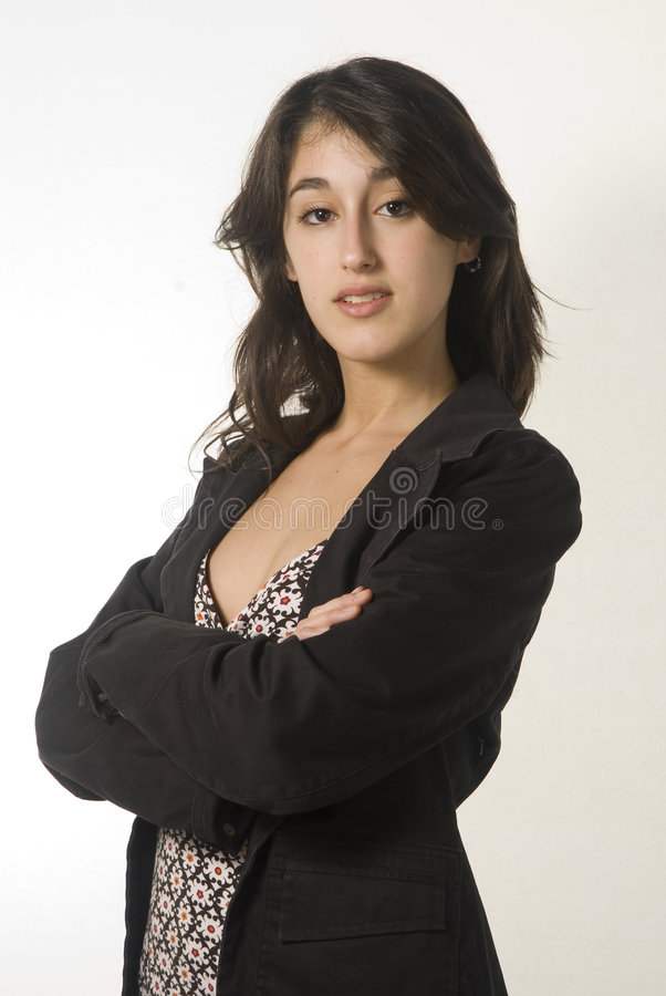 Download Young Business Woman Stock Photography - Image: 4818632