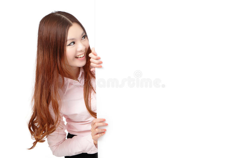 Download Young Business Woman Happy Smile Stock Image - Image: 22665657