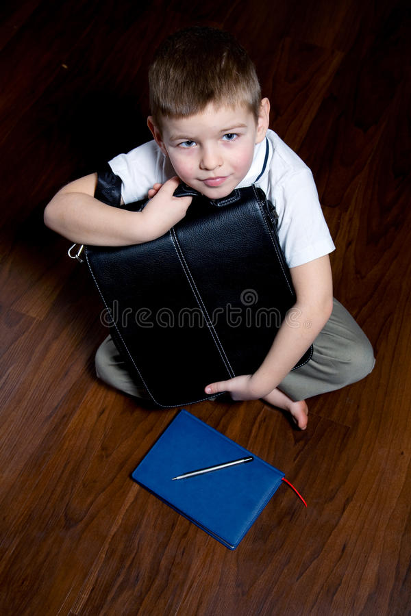 Download Young businessman stock photo. Image of sales, years - 12681246