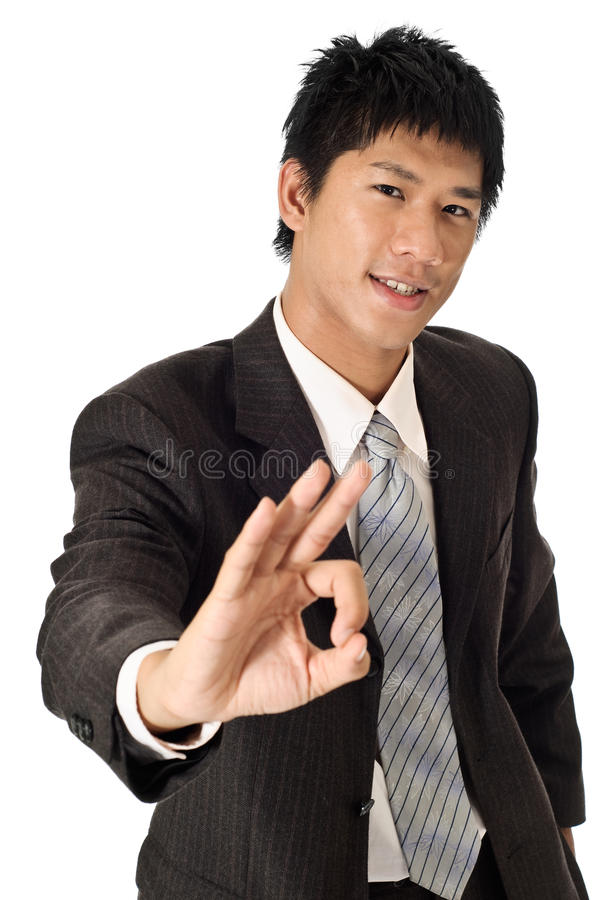 Download Young Businessman Stock Image - Image: 15466801