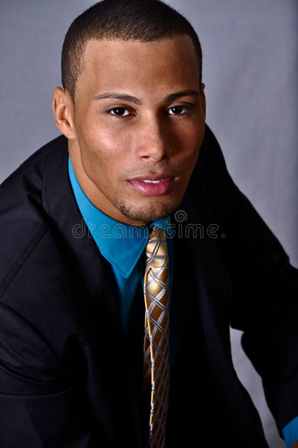 Download Young businessman stock photo. Image of latin, manager - 17325190