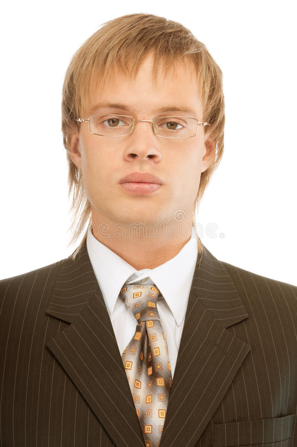Free Young Businessman Royalty Free Stock Image - 18474976