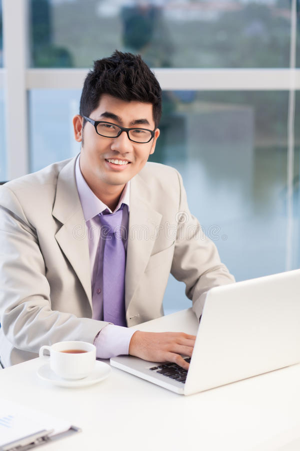 Download Young Businessman Royalty Free Stock Images - Image: 26601879