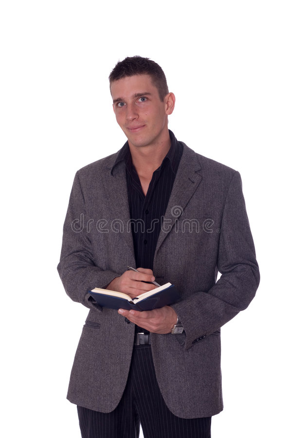 Download Young businessman stock image. Image of ambition, executive - 7195267