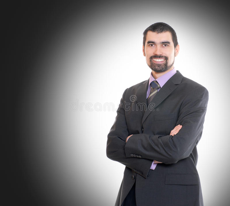 Download A Young Businessman In Formal Clothes Stock Photo - Image: 15721574