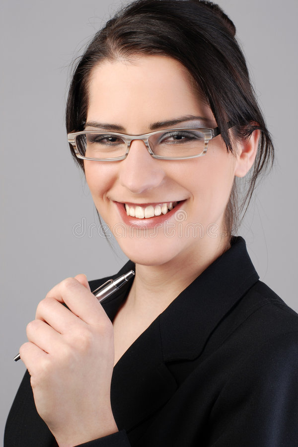Free Young Businesswoman Stock Photography - 4663922