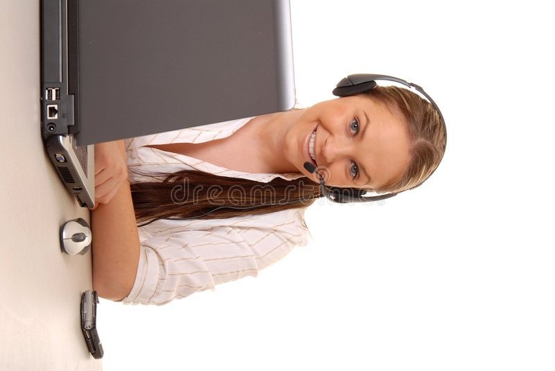 Young Businesswoman 51 royalty free stock photos