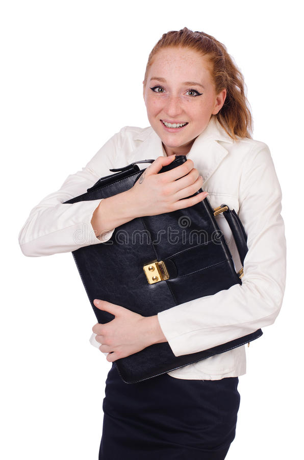 Download Young businesswoman stock image. Image of corporate, person - 36978723