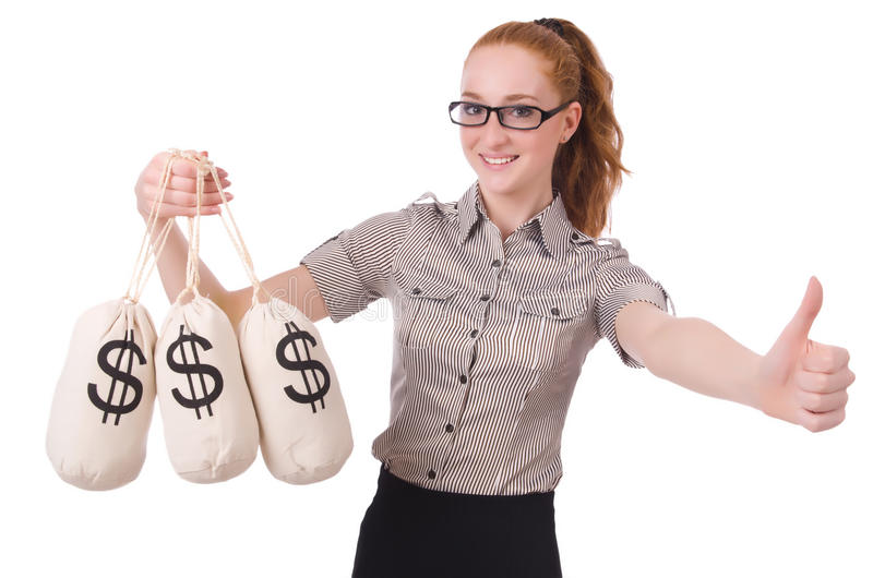 Download Young Businesswoman Royalty Free Stock Photos - Image: 36989588