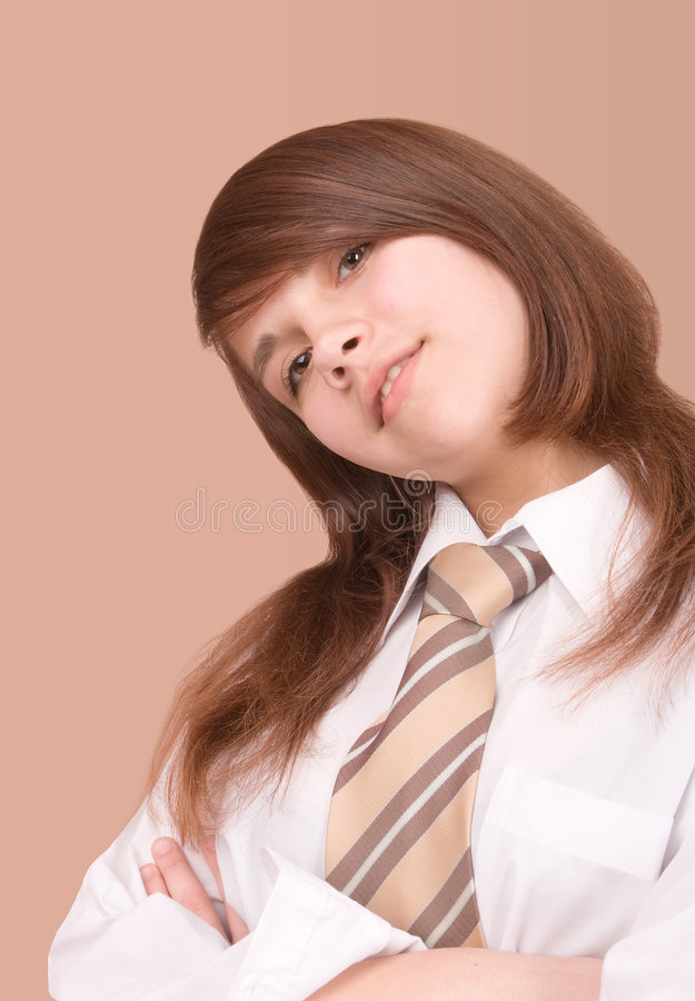 Download Young Businesswoman Portrait Stock Photo - Image: 2370838