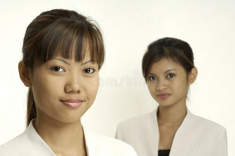 Download Young Businesswomen stock photo. Image of service, person - 114774
