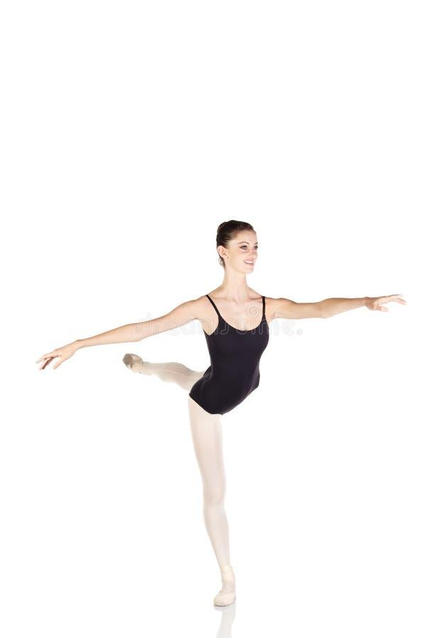 Download Young caucasian ballerina stock photo. Image of leotard - 9900578