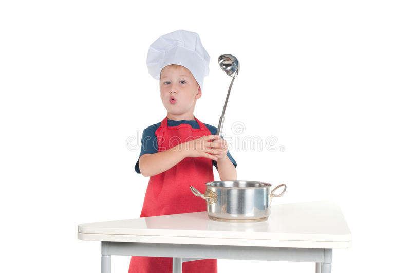 Download Young Chef Royalty Free Stock Images - Image: 16728549