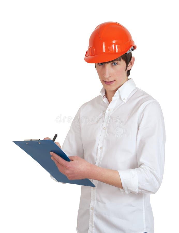 Young construction stock photos