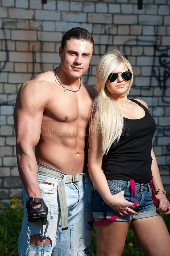 Download Young Couple stock photo. Image of caucasian, fashion - 14516212