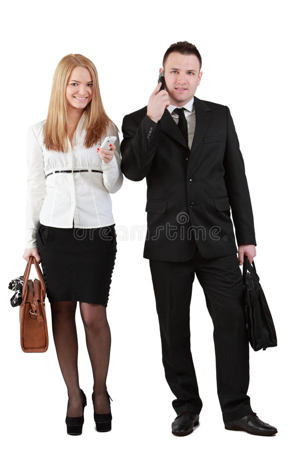 Download Young Couple stock photo. Image of discussion, smile - 24050836