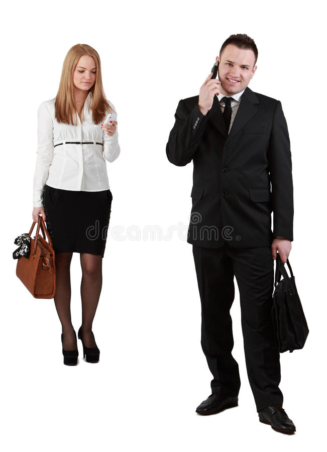 Download Young Couple stock image. Image of adult, boyfriend, businesswoman - 24605421