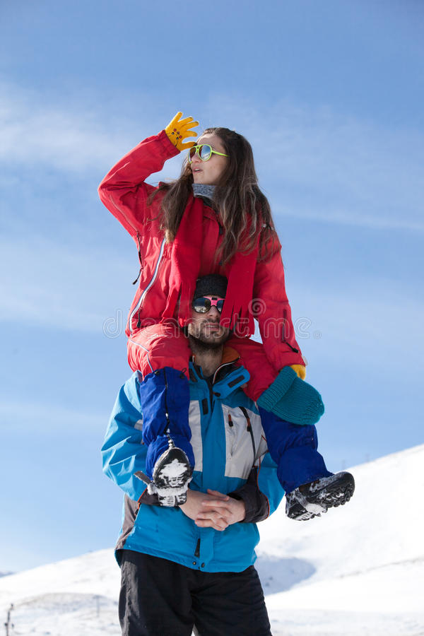 Download Young couple stock image. Image of cheerful, leisure - 24938937