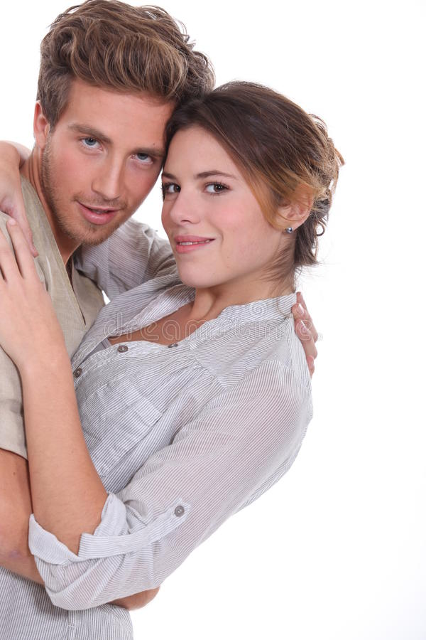 Free Young Couple Stock Photography - 51851922