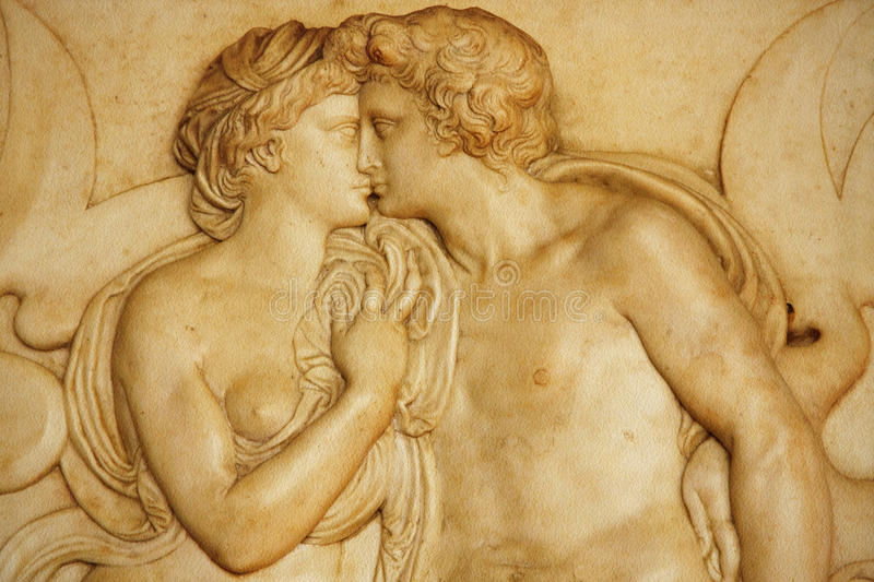 Download Young Couple From The Bargello Stock Image - Image: 10617409