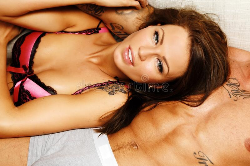 Download Young couple stock photo. Image of male, couple, beauty - 36976792