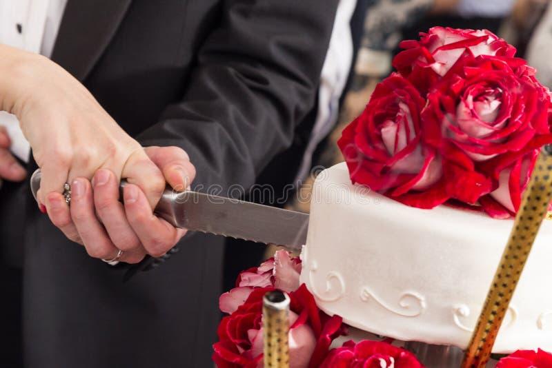 Wedding cake stock image Image of birthday handmade 30095431