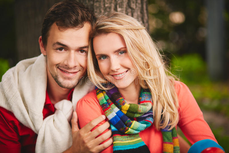 Download Young couple stock image. Image of face, date, outdoor - 34414739