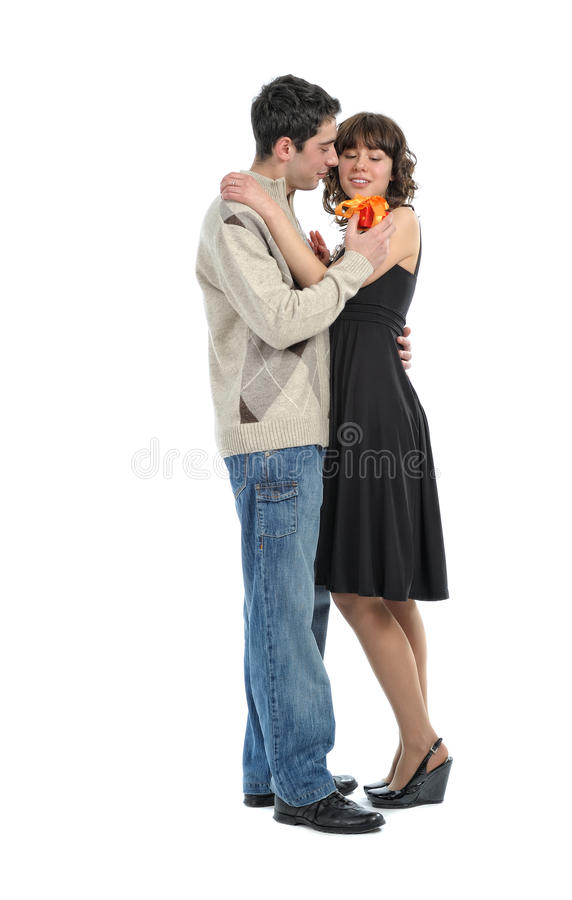 Download Young Couple In Love Stock Photo - Image: 12939430