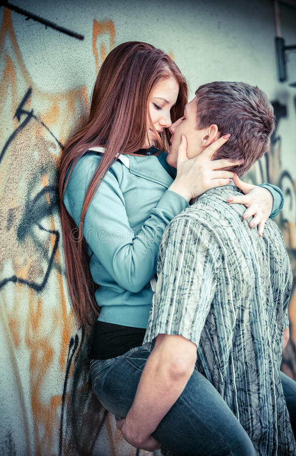 Download Young Couple In Love Stock Image - Image: 24014531