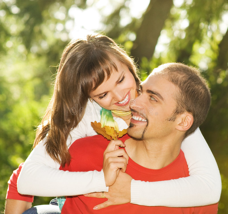 Download Young couple in love stock photo. Image of happiness, beautiful - 6381386