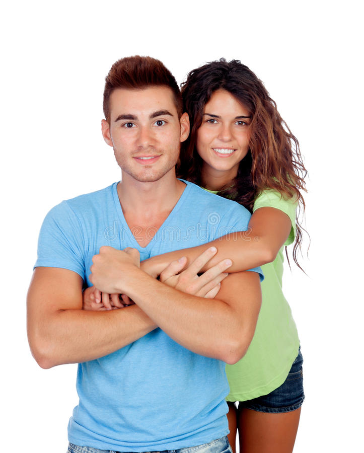 Download Young couple in love stock image. Image of lifestyle - 33422039