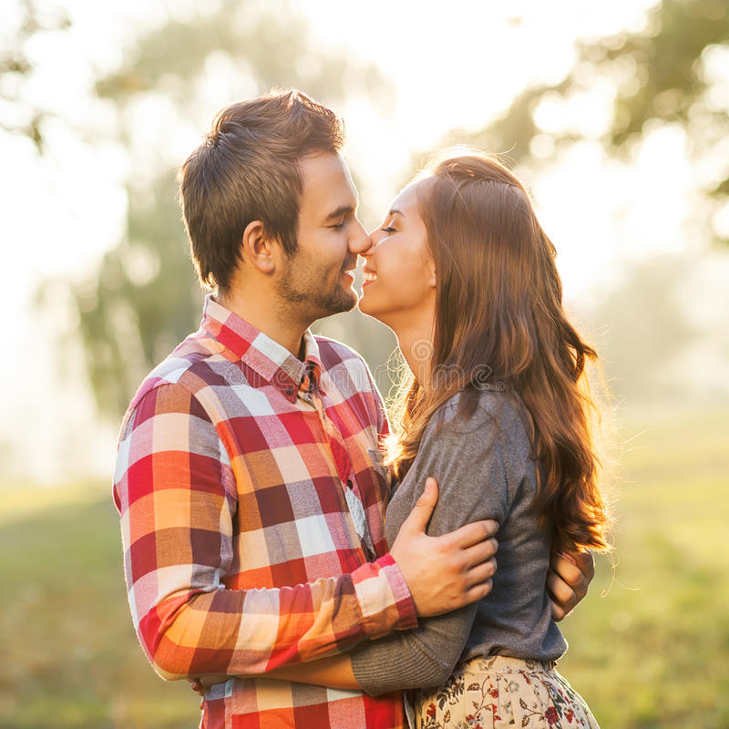 Download Young couple in love stock image. Image of happiness - 34249837