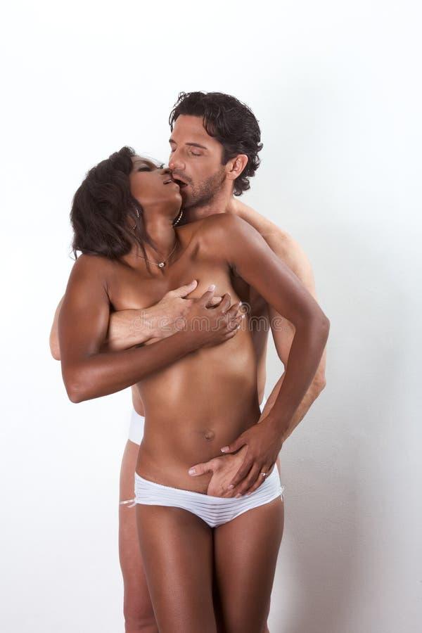 Sensual couple making love 8