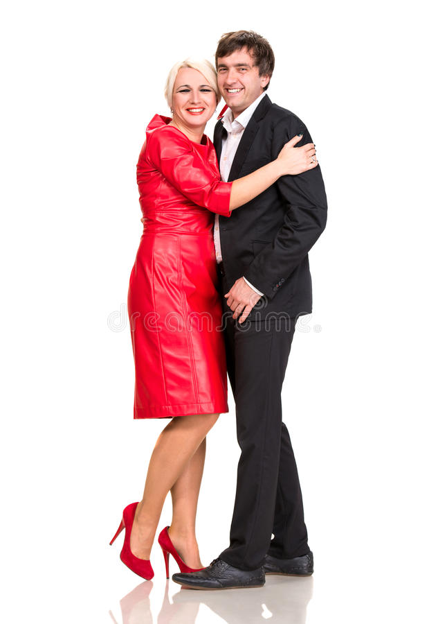 Download Young couple stock photo. Image of attractive, lovers - 36077380