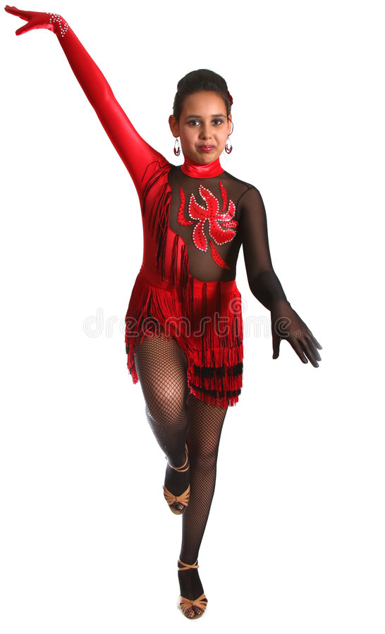 Download Young Dancer Royalty Free Stock Photography - Image: 5675577