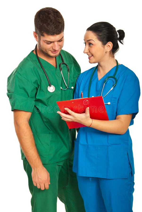 Download Young doctors team stock photo. Image of healthcare, happy - 27545588